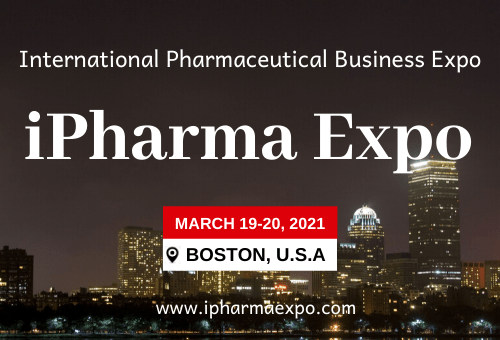 International Pharmaceutical Business Expo - iPharma Expo 2021