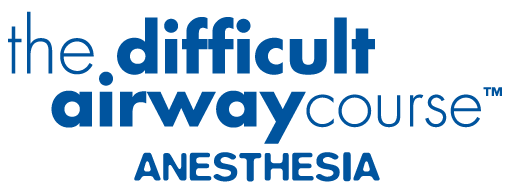 The Difficult Airway Course: Anesthesia